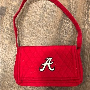 Quilted Alabama Purse